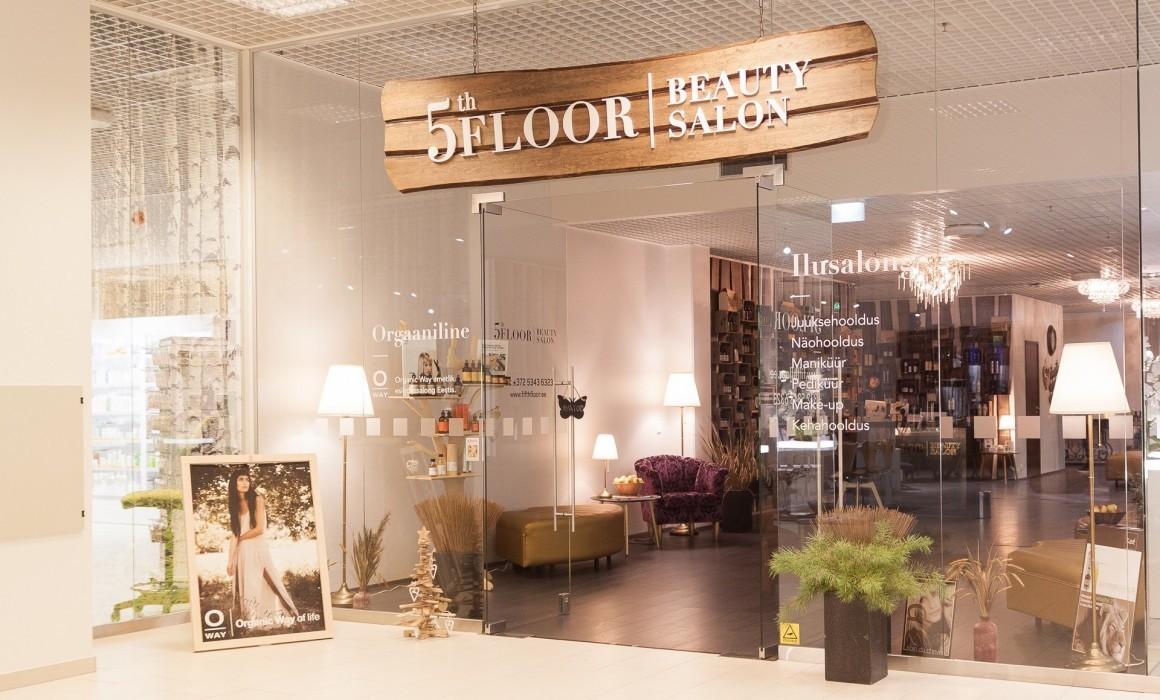 Ilusalong Tallinnas, Juuksur, Kosmeetik